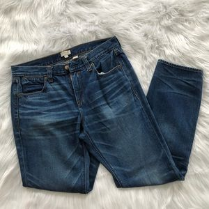 Field Wash Boyfriend JCrew Jeans